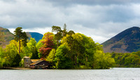 Derwentwater Boathouse