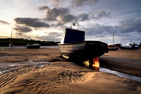 Alnmouth Boat 1
