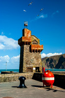Lynmouth Pier.