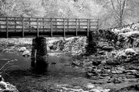 Watersmeet Bridge.
